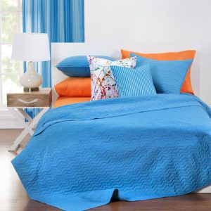 Quilted Coverlet Sets