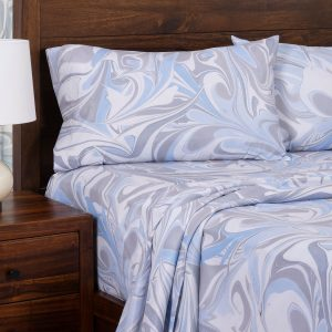 The Art of Marbling Sheet Sets